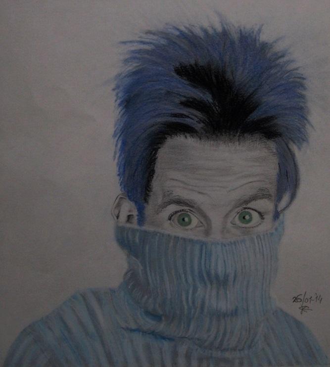Ben Stiller by Phoebe19